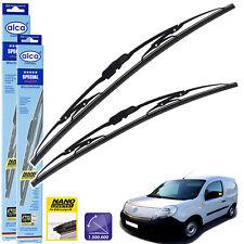 "Renault Kangoo 2008-on standard windscreen wiper blades 22"" 22"" alca SPECIAL"