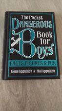 Gonn & Hal Iggulden The pocket Dangerous Book For Boys Facts, Figures & Fun