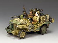 EA115 LRDG Attack Jeep by King & Country