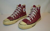 Vintage 1970s Converse All Stars. Made in the USA. Size 5.1/2