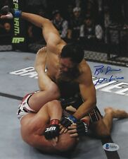 Antonio Rogerio Nogueira Signed 8x10 Photo BAS Beckett COA UFC 140 Autograph MMA