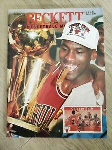 Beckett Basketball Monthly September 1993 Issue #38 Michael Jordan