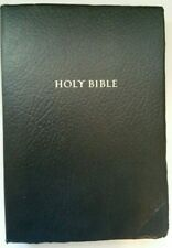 KJV Bible, Super Giant Print, Red Letter, Reference Edition