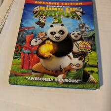 Kung Fu Panda 3 (Blu-ray/DVD, 2016, 2-Disc Set, Includes Digital Copy)