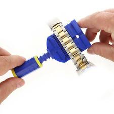 MARCHEL STB-30 Stiftausdrücker Galaxie-Blau Armband Uhrenwerkzeug Pin Entferner