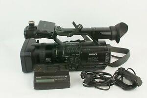 Sony HVR-Z1 HDV DVCAM Cinema Professional Camcorder MiniDv Tape Video Camera