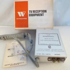 Winegard BC-8330 VHF/UHF Booster Distribution Amplifier (2) 300 Ohm Outputs