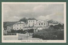 Calabria. CASSANO IONIO, Cosenza. Stabilimento Bagni Termali. Cart. viagg. 1950