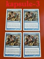 4x Confiscate | 8th Edition | MTG Magic Cards