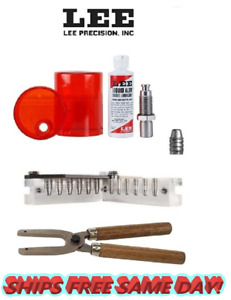 Lee 6 Cav Mold w/ Handles & Size and Lube Kit for 7.62 x 39 NEW! 90579