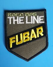 "Spec Ops The Line FUBAR 2.5"" Embroidered Promotional Patch"