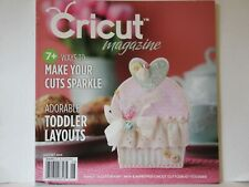 Cricut Magazine CHOOSE A ISSUE Baby Holiday Cards home decor mini albums project