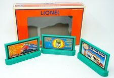 Lionel Billboard Set: Model 6-35295 w/ Original Box
