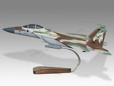 McDonnell Douglas F-15 Raam 69 Squadron Hammers Israeli Air Force Desktop Model