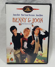 Benny & Joon (DVD, 2001, Canadian) Comedy Johnny Depp Mary Stuart Masterson