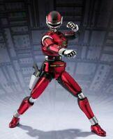 USED S.H.Figuarts Space Sheriff Sharivan Figure Tamashii Web Bandai