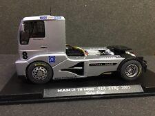 V/ 77  CAMION DE SLOT FLY MAN TR 1400 FIA ETRC 2001  MARKUS BOSIGER