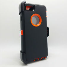 iPhone 7 Plus / 8 Plus - Shockproof Tough Full Case Clip Fits Otterbox Defender