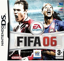 FIFA 06 Nintendo DS NDS 2ds DSL DSi 3ds Video Game UK Release