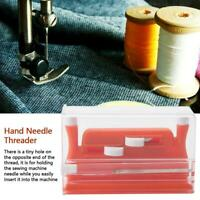 Automatic Needle Threader Sewing Machine With 5 Pcs Needles DIY Handheld Tools