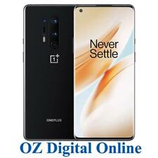 New OnePlus 8 Pro IN2020 128GB Black 8GB 5G OxygenOS Unlocked One Plus Phone Wty