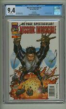 Mission Impossible #1 (CGC 9.4) White pgs; Error edition; Marvel; 1996 (c#18243)