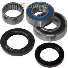 Rear Wheel Ball Bearings Seals Kit for Yamaha R6 YZF-R6 1999-2002