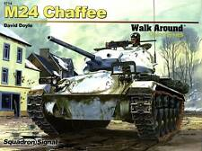 "23485/ Squadron Signal - Walk Around 14 - M24 ""Chaffee"" - TOPP HEFT"