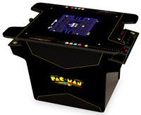 Arcade 1up Head To Head Cabinet Machine Pac Man Black Edition Pacman Arcade1up