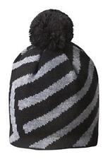 * Edizione Limitata * SNICKERS 9059 Cappello Beanie Caldo Inverno Nero di Marca