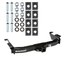Trailer Tow Hitch For 00-14 Ford E-150 E-250 Econoline E-350 Super Duty Class V
