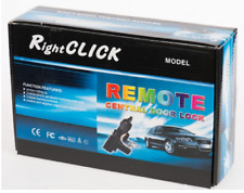 Deluxe Remote Central Locking & Alarm Bundle for VW T4 - Tailgate - Rightclick