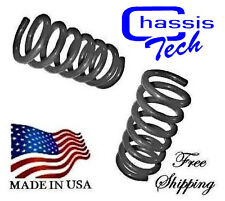 "1965-1987 #251120 Chevy C10 2"" Coils Springs Lowering Drop Kit Moog Specs"