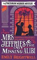 Mrs Jeffries And The Missing Alibi, Brightwell, Emily, Very Good Book