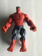 Marvel Legends Red Hulk Baf Target Exclusive Hasbro