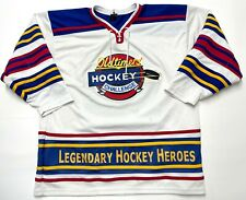Vintage Old Timers Hockey Sewn Minor Hockey Game Jersey Men's XL