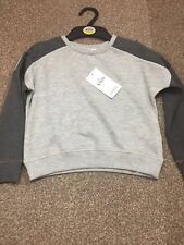 M&S NEW Girls Jumper Age 7-8 Years