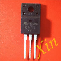 5PCS 2SK957 K957 N channel silicon power MOSFET TO-220F