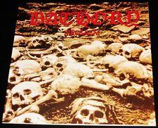 Bathory: Requiem LP Negro DISCO DE VINILO 2014 Negro MARK GB bmlp666-10 NUEVO