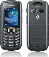 New Condition Samsung Solid Immerse GT B2710  Noir Black Unlocked Mobile Phone