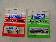 Champion Auto Stores,  Tractor Trailer, DELIVERY TRUCK   New IN BOX