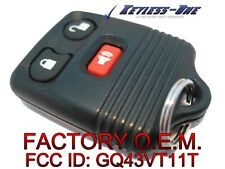 04-07 FORD FREESTAR KEYLESS ENTRY REMOTE OEM KEY FOB 3B:F87B-15K601-AB 4B BB