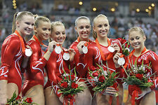 2008 Olympics: Women's Team Final, Gymnastics BLURAY- Liukin/Johnson/Sacramone