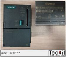 CPU 314 SIEMENS Simatic S7 6ES7 314-1AE04-0AB0 | SPS PLC