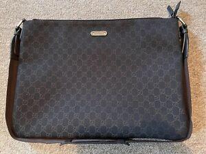 Large Vintage GUCCI Messenger Bag (Large) Perfect Condition.