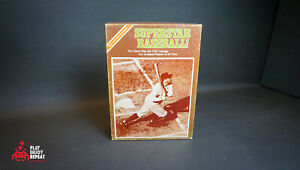 Superstar Baseball! Board Game Sports Illustrated Avalon Hill Complete 1978
