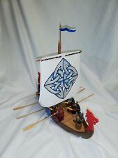 playmobil barco vikingo drakar 3150 custom