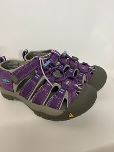 Keen Newport H2 Purple Sandal US Youth Size 2 New