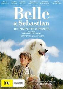 Belle & Sebastian - Adventure Continues (DVD, 2016) NEW AND SEALED