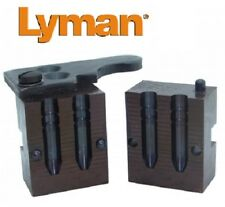 Lyman * 2 Cavity Rifle Mold for 6.5mm Flat Nose 150 grain  # 2660673 *  New!